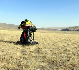 Ecovoyage Mongolie - A la carte