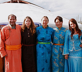 Ecovoyage Mongolie - Culture