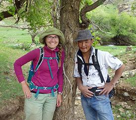 Ecovoyage en Mongolie - Trekking