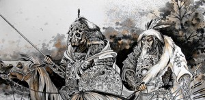 Aquarelle-peintures-de-la-mongolie23-cover