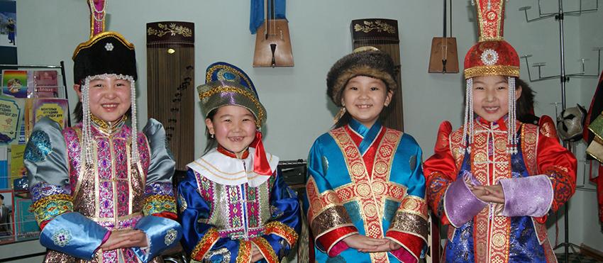 Quelques mots mongols