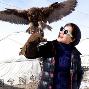 Ecovoyage mongolie - Ogie