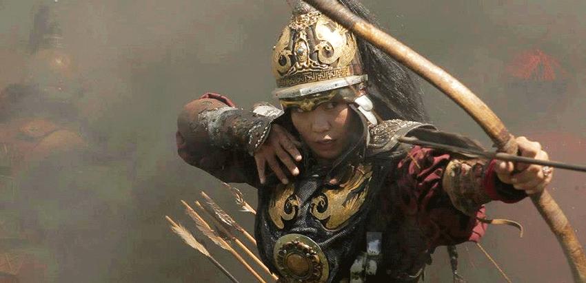 Film mongol: La reine « ANU »