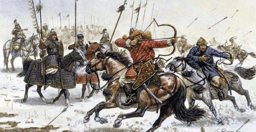 Les Huns-Ancêtres des Mongols