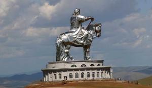 L'utilisation du nom et de l'image de Gengis Khan