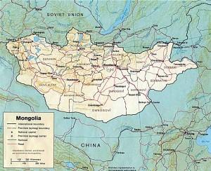 Eco voyage En Mongolie