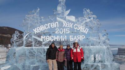 Autour de la Fête des Glaces : un hiver en Mongolie