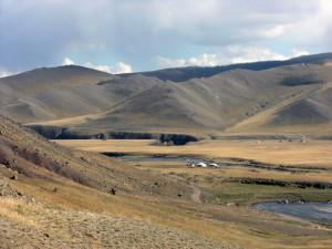 Circuit de la fête « Naadam-2015″ en mongolie