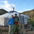 Au cœur de la steppe