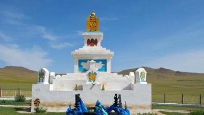 Cœur de la Mongolie