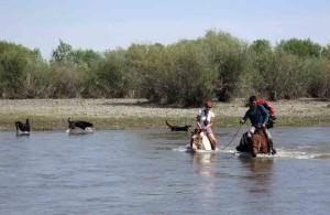 Circuit Han Hentii et Terelj, à cheval