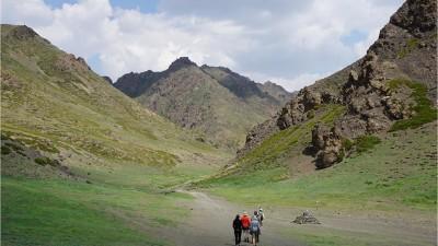 Découvrez le désert de Gobi