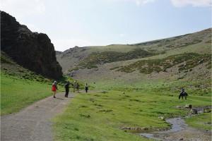 Ecovoyage en mongolie - Gobi