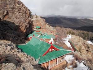 Entre Ciel et Terre : au coeur du bouddhisme mongol