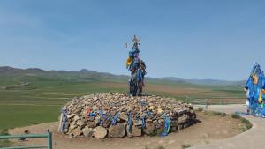 Sur la route du bouddhisme en Mongolie