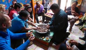 Les Secrets du Gobi à la steppe de centrale Mongolie