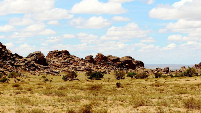 Ikh Nart Nature Reserve